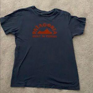 Patagonia organic cotton t-shirt slim fit size M